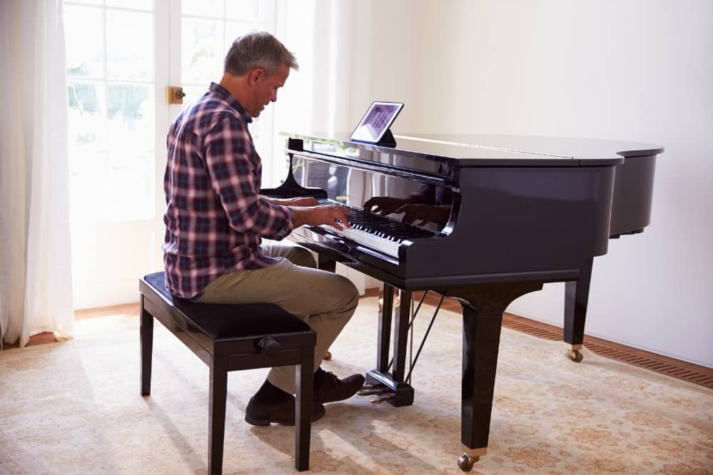 Is it Hard to Learn Piano at an Older Age