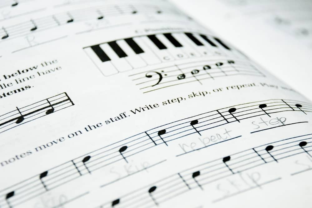Read Music Before Taking Piano Lessons