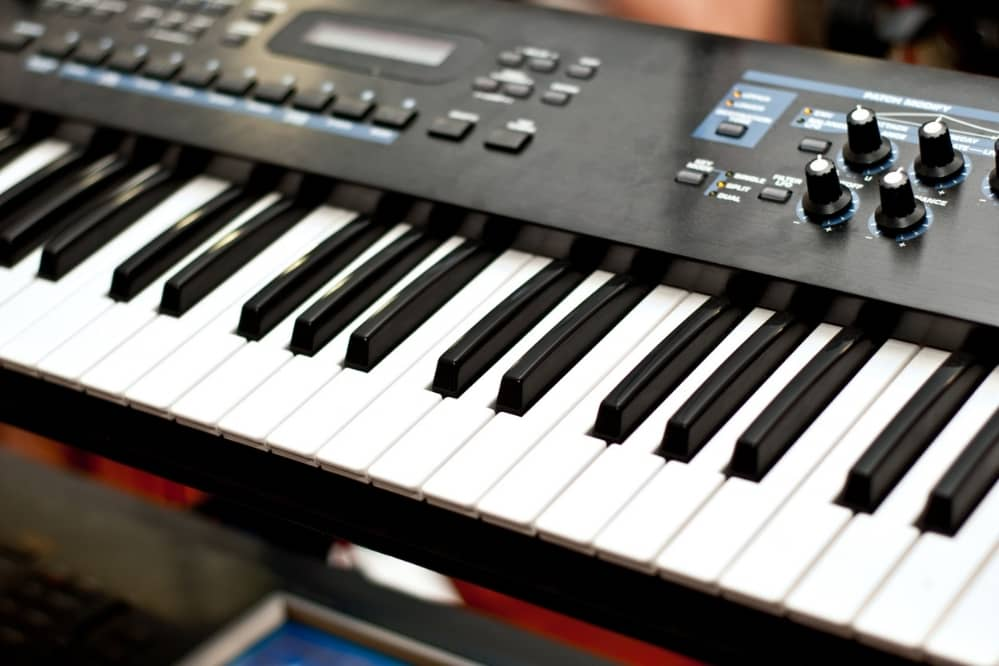 What are Weighted Keys on a Keyboard