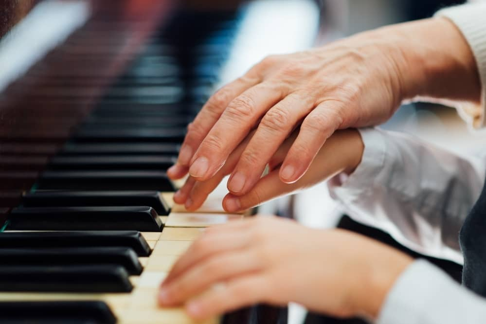 Does Hand Size Matter in Piano
