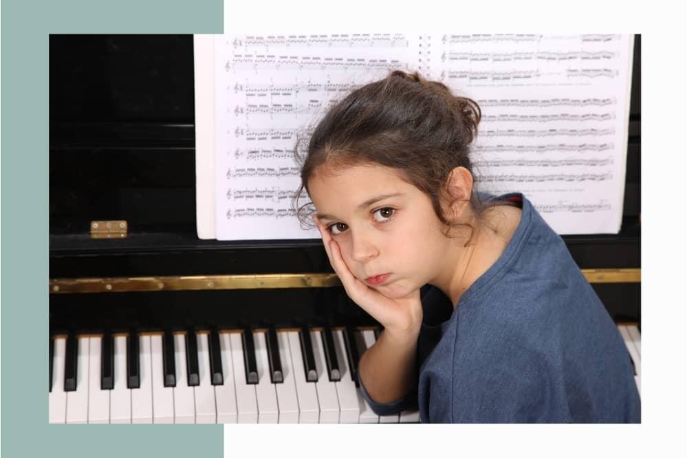 quit piano lesson
